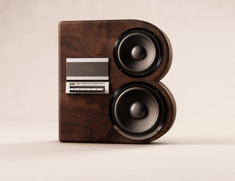 MUSIC TYPE - 3D 0