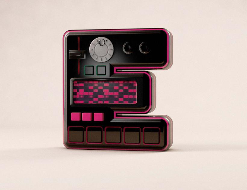 MUSIC TYPE - 3D 3