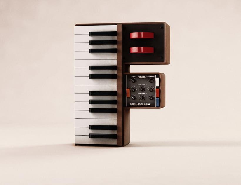 MUSIC TYPE - 3D 4