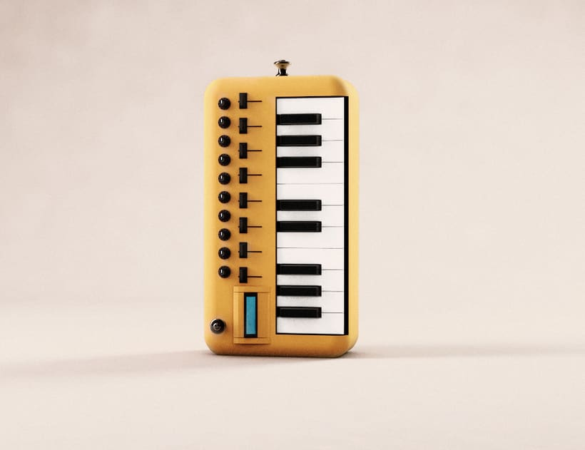 MUSIC TYPE - 3D 7