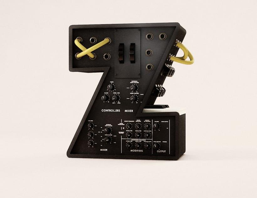 MUSIC TYPE - 3D 24