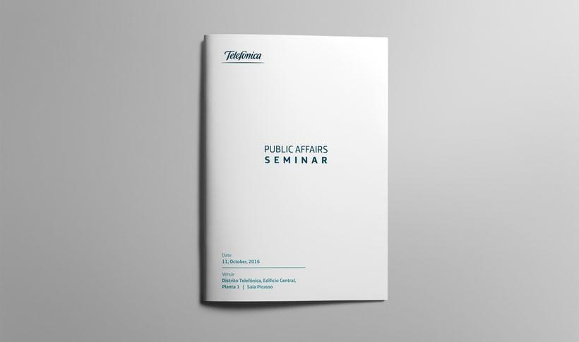 Public Affairs Seminar 0