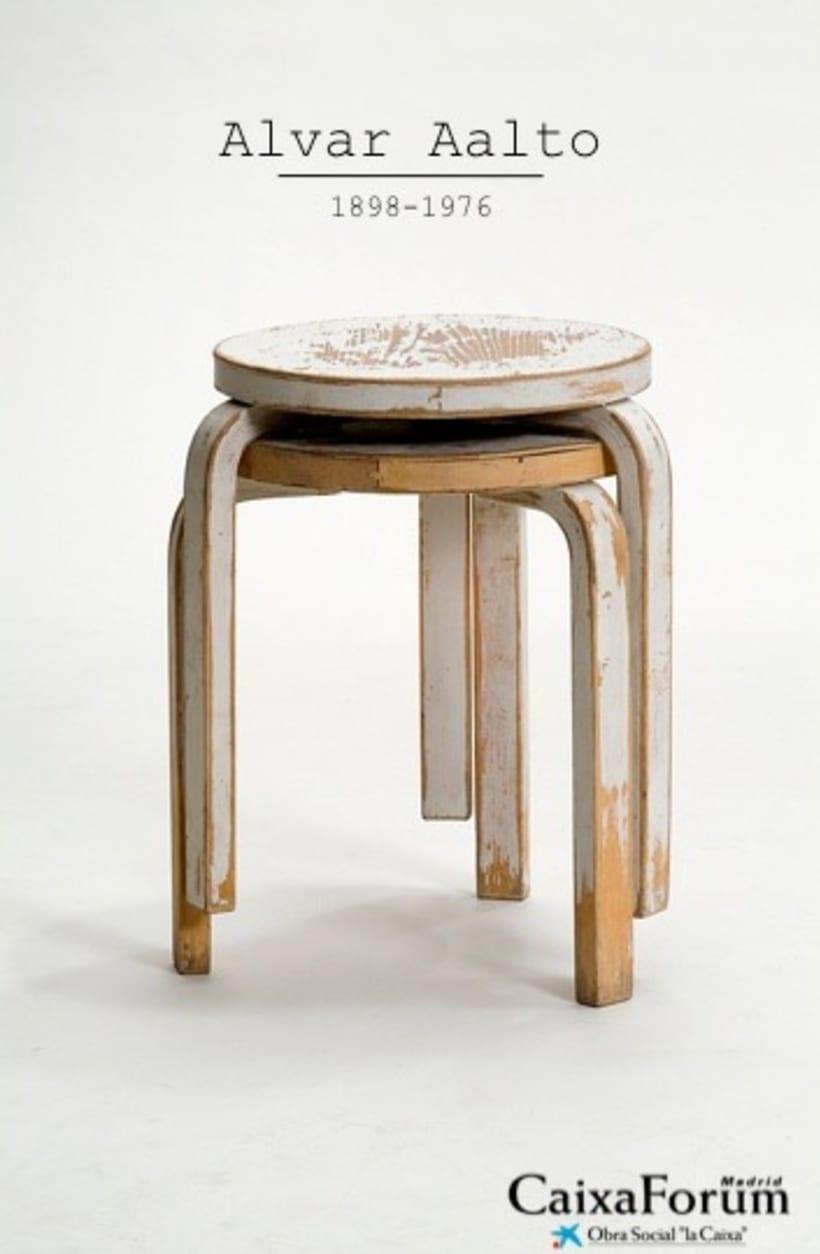 Cartel Alvar Aalto -1