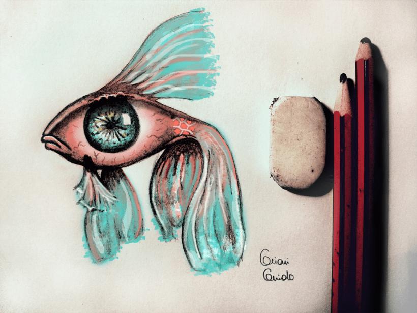 Ojo de pez -1