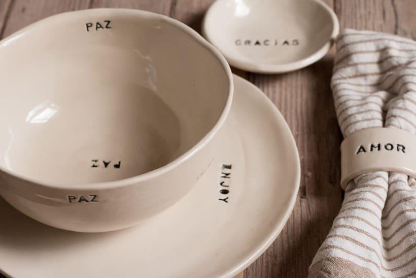 Fotografía para proyecto KREBS. Arte utilitario. cerámica. 1