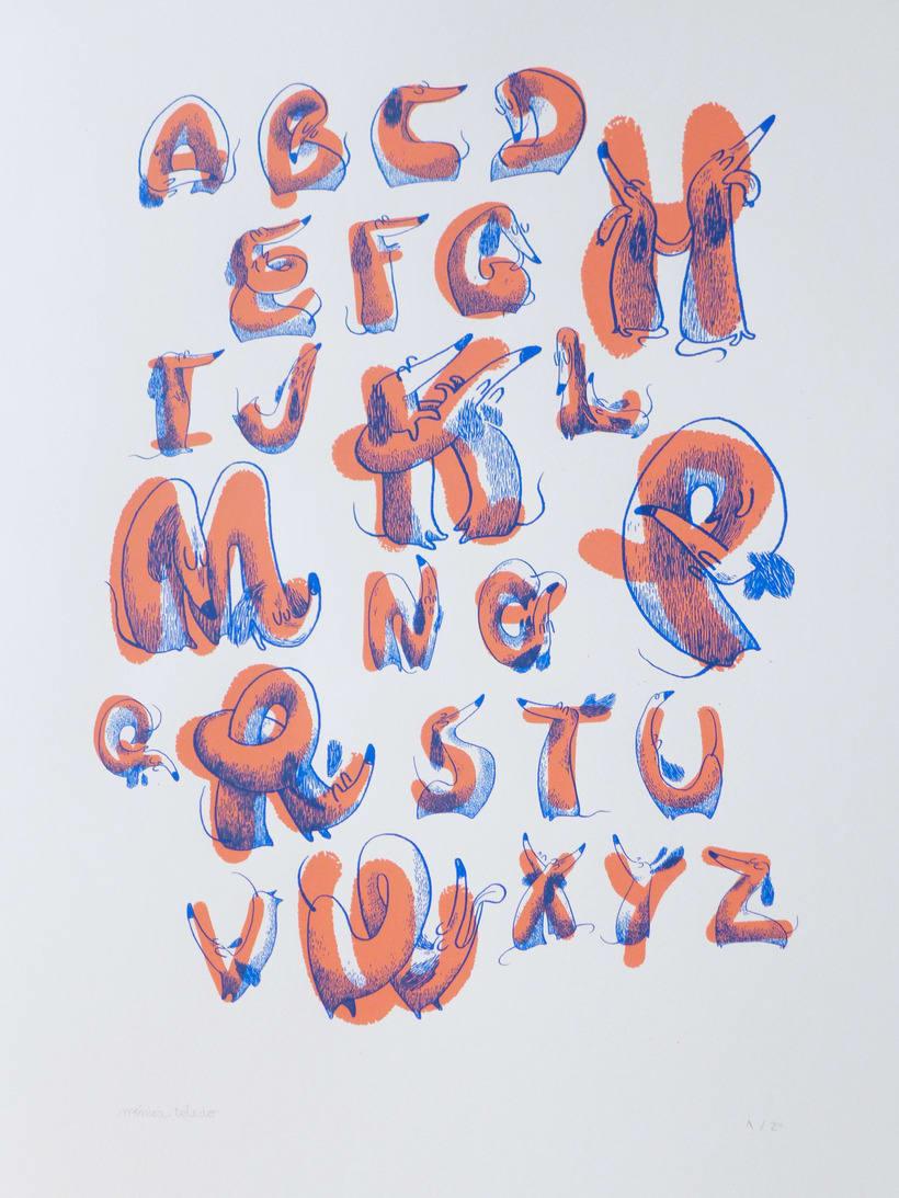 ABC DACHSHUND | Poster 0
