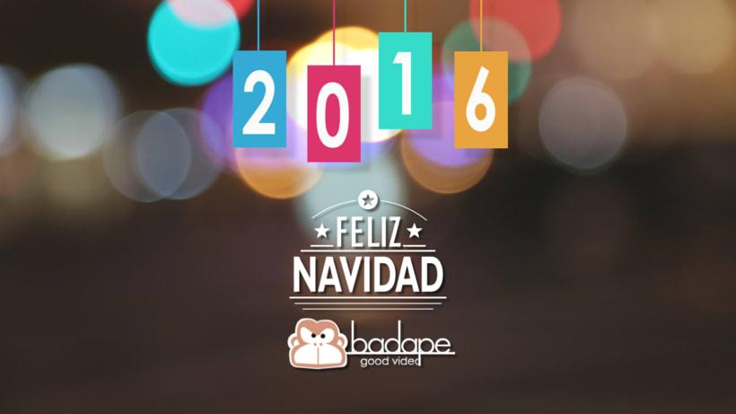 Christmas 2016 badape 1