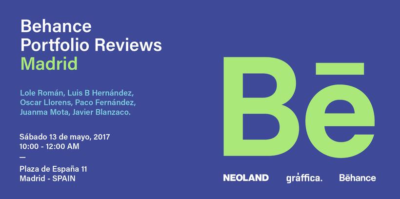 Behance Reviews Madrid 2017 1