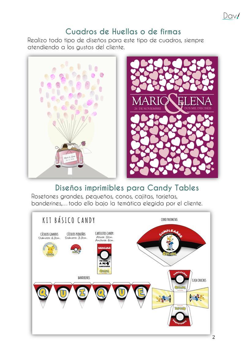 Candy Tables y más diseño 4