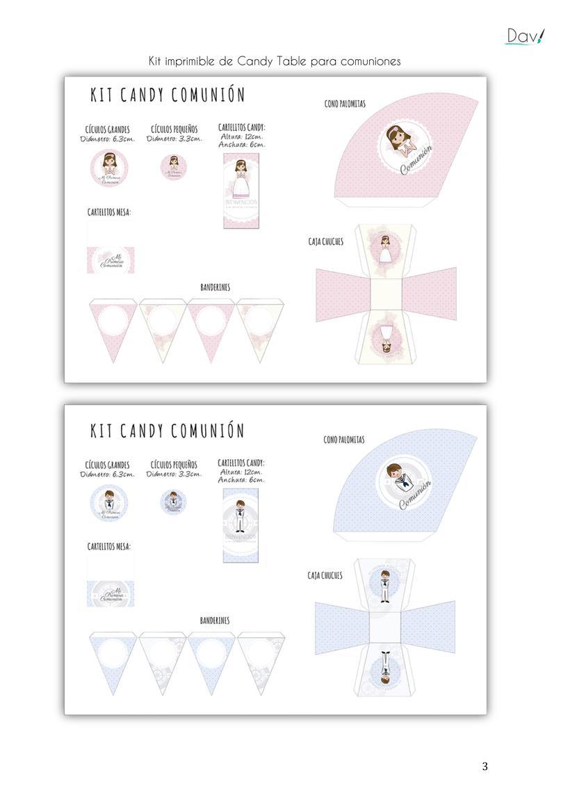 Candy Tables y más diseño 5