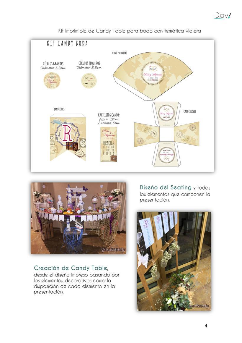 Candy Tables y más diseño 6