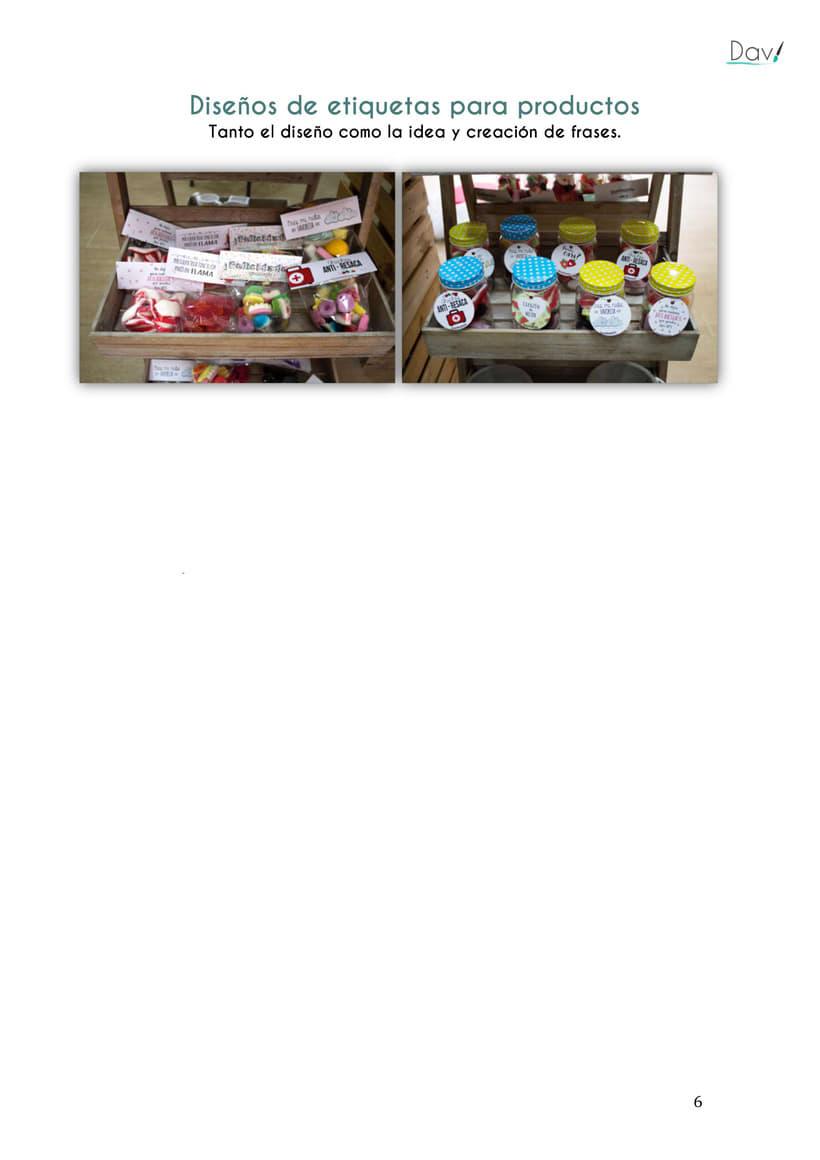 Candy Tables y más diseño 8