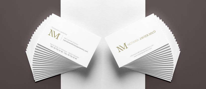 Identidad : Notaria Javier Micó  5