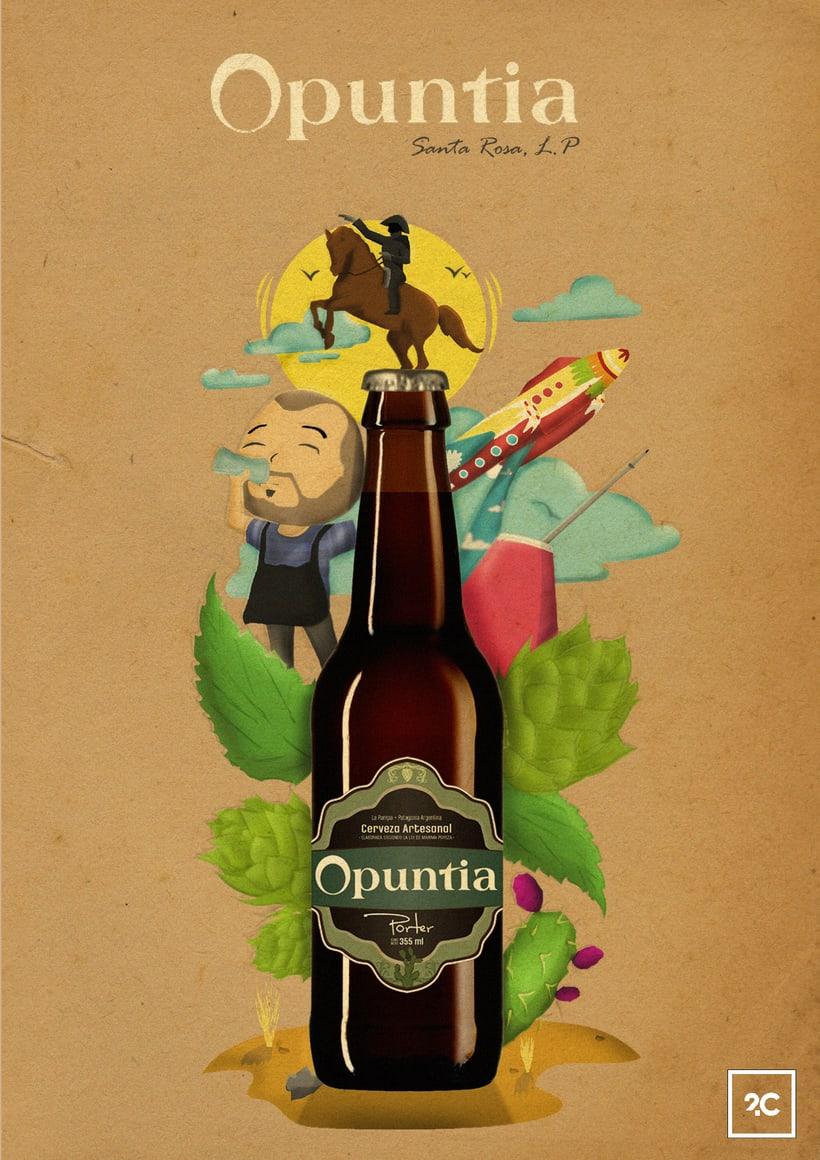 Opuntia cerveza pampeana! -1