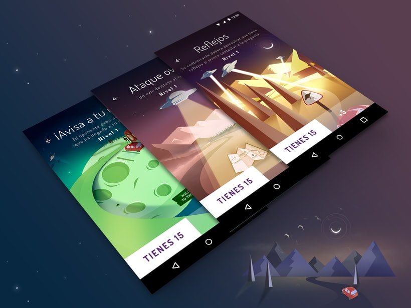 Ilustración y UI de Serious Game  0