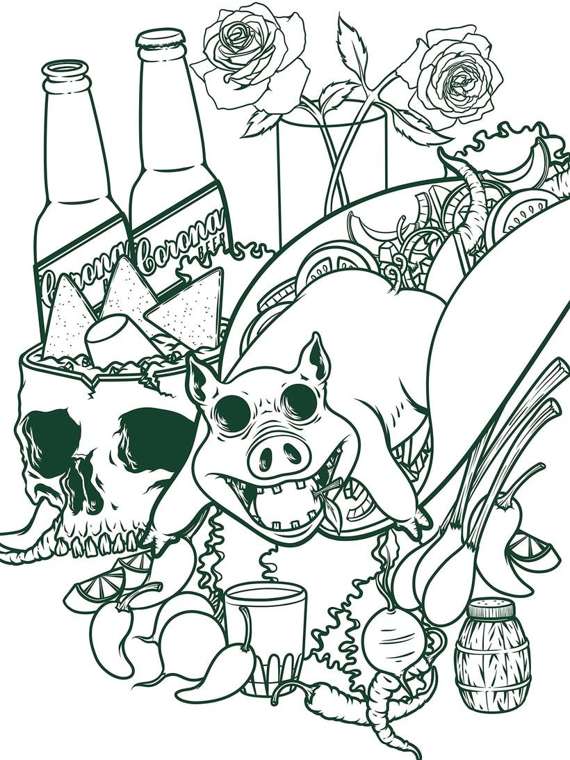 Tacos de Cochinita 1