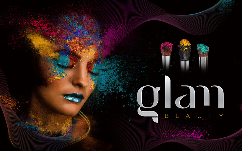 Glam Beauty - Branding 3