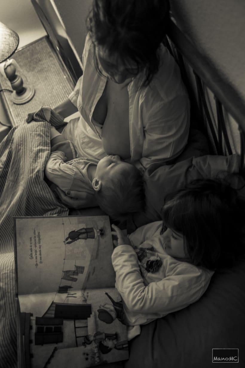 Lactancia Materna (con Oli y Llum) 1