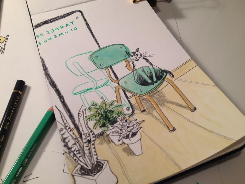 Urban Sketching -1