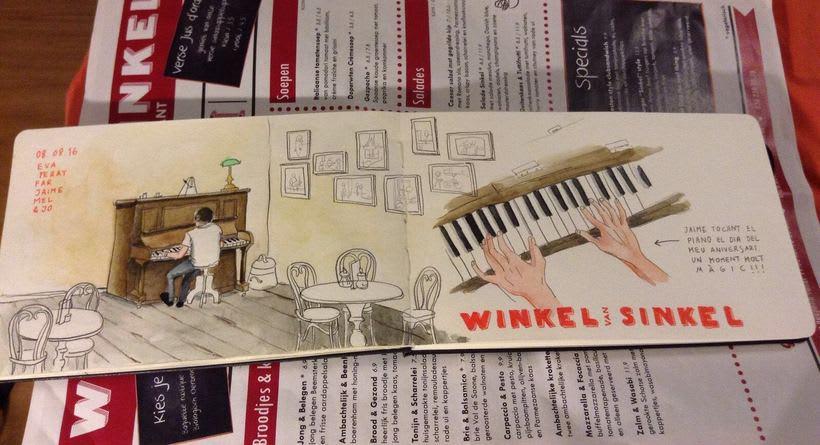 Urban Sketching 6