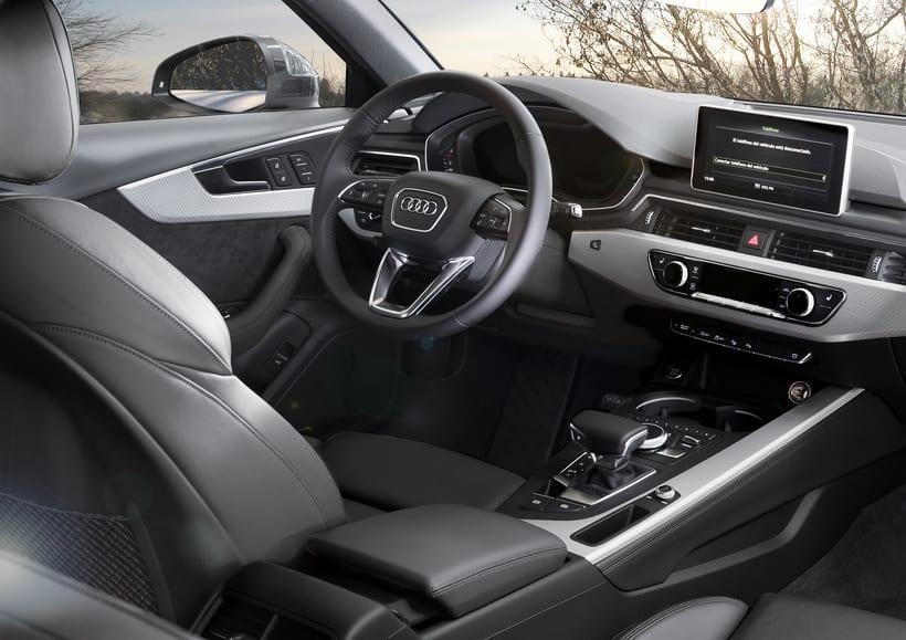 Interior Audi A4 -1