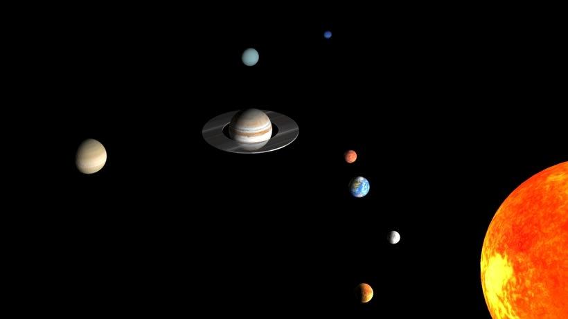 Sistema Solar -1