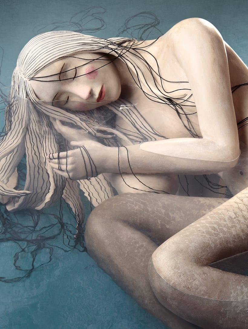 Ilustraciones con plastilina 4