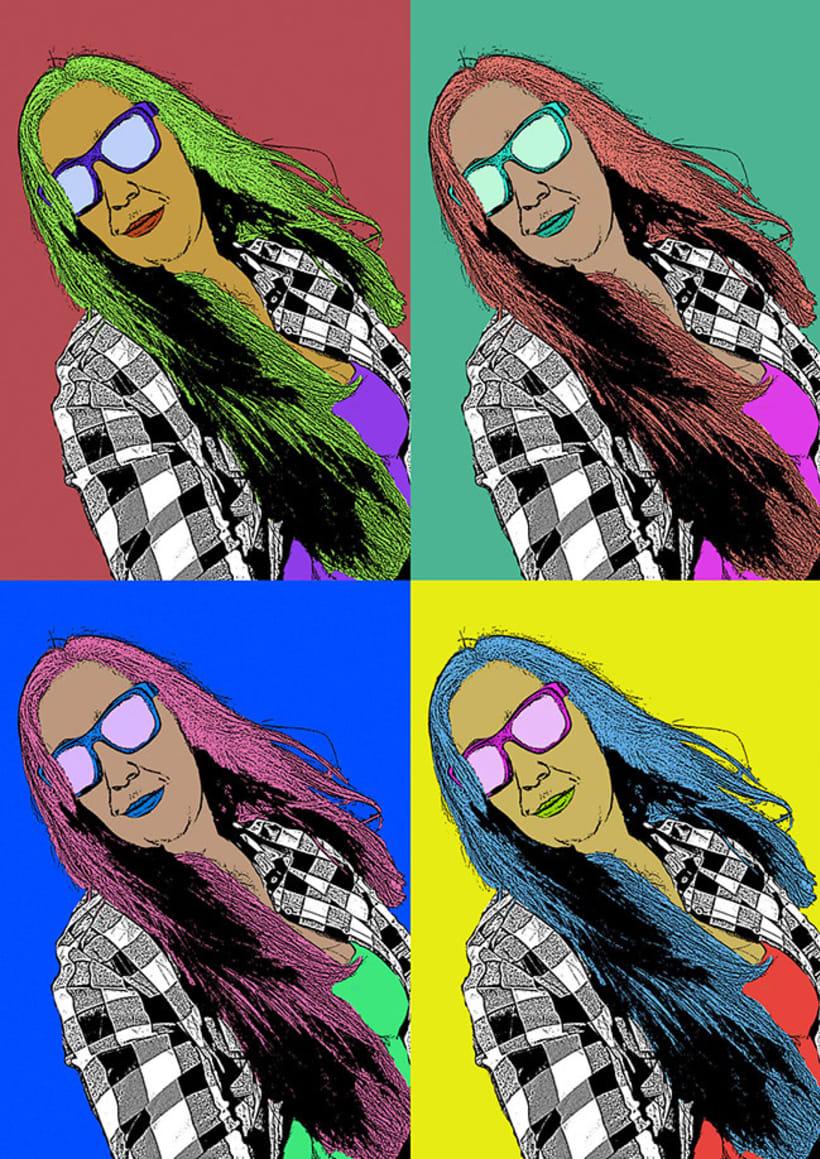 Warhol (dos maneras) 1