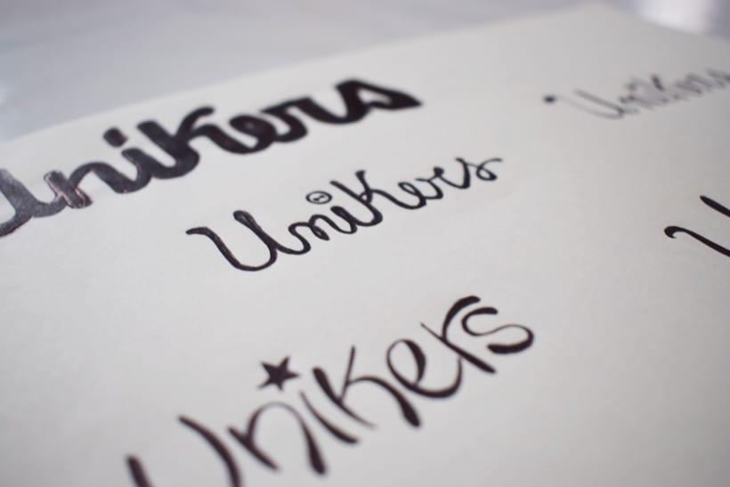 Unikers - Identidad Corporativa 0