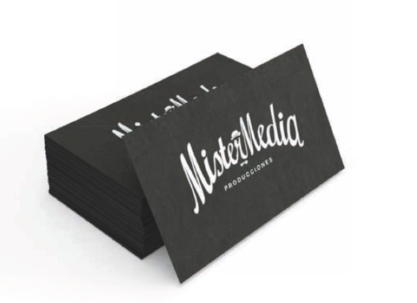 Mr.Media - Branding & Identity 3