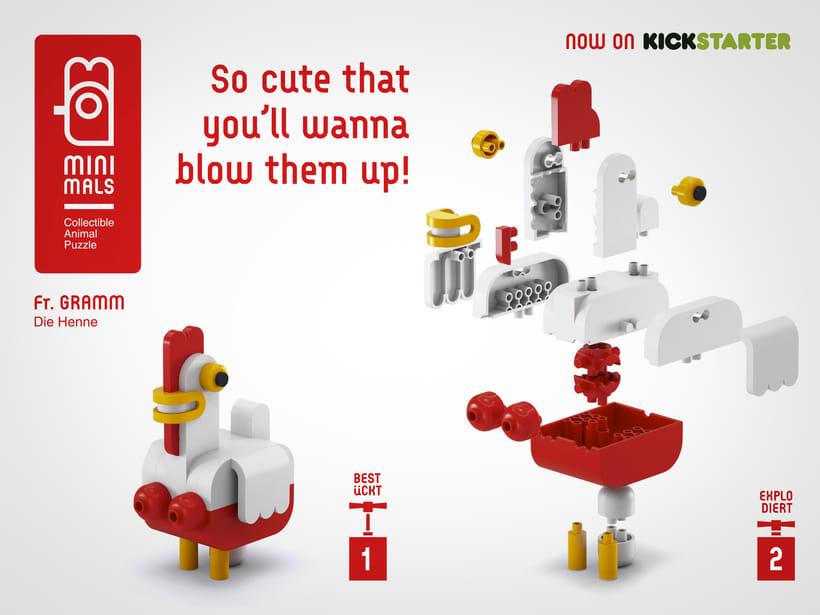 Minimals on Kickstarter 5