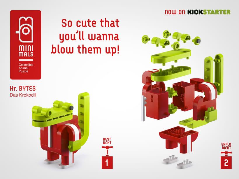 Minimals on Kickstarter 4