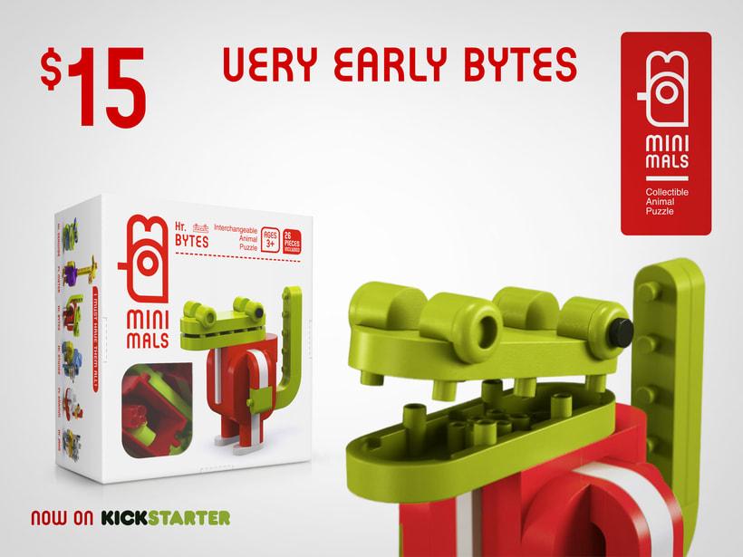 Minimals on Kickstarter 2