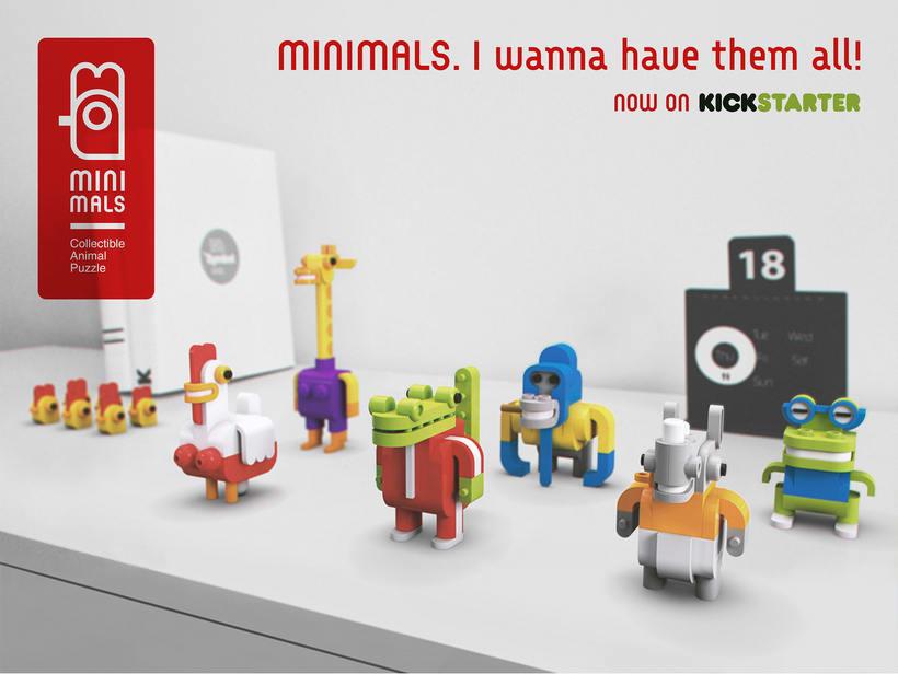 Minimals on Kickstarter 13