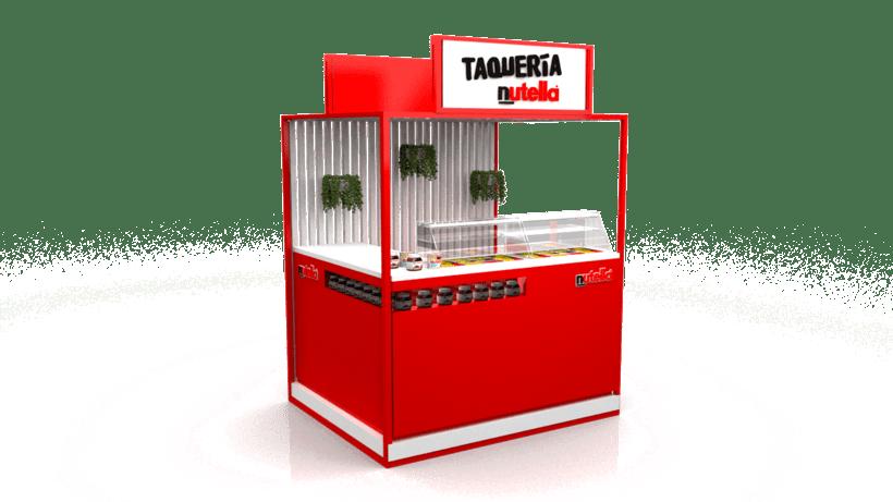TAQUERIA NUTELLA  -1