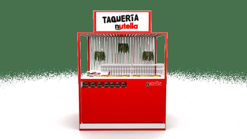 TAQUERIA NUTELLA  1