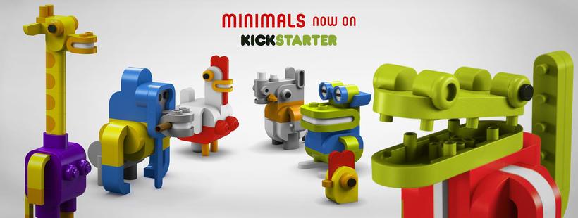 Minimals on Kickstarter 1