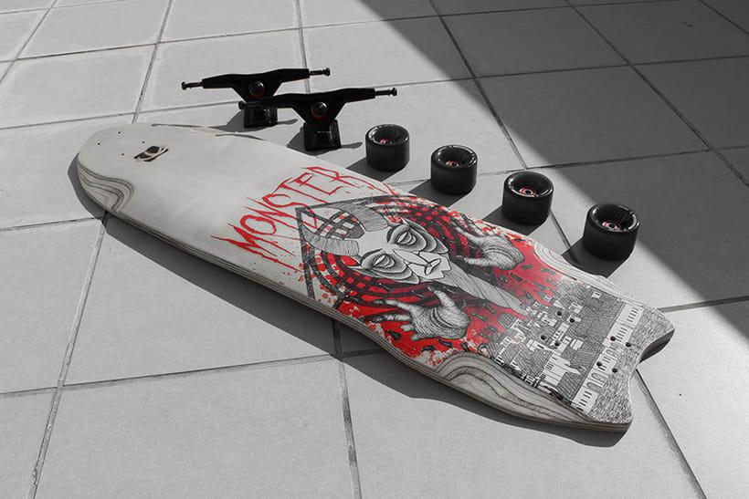 Mamut Longboards -1