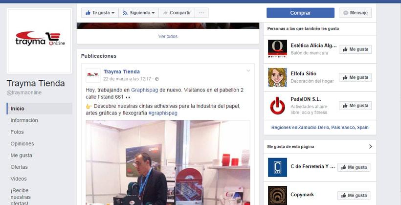 eCommerce Trayma - Tienda Online Cintas Adhesivas 9