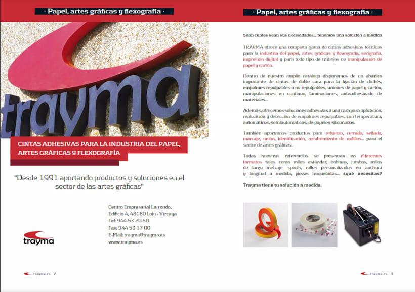eCommerce Trayma - Tienda Online Cintas Adhesivas 14