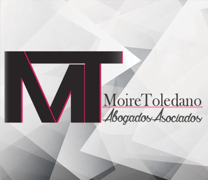 MT Abogados, mi proyecto del curso: Tipografía y Branding: Diseño de un logotipo icónico -1