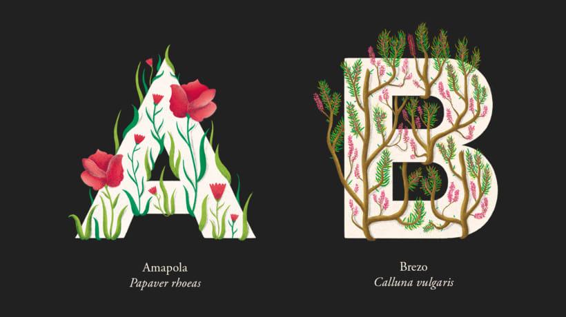 EL ABECEDARIO DE PLANTAS Y FLORES DE PIXELBOX 2