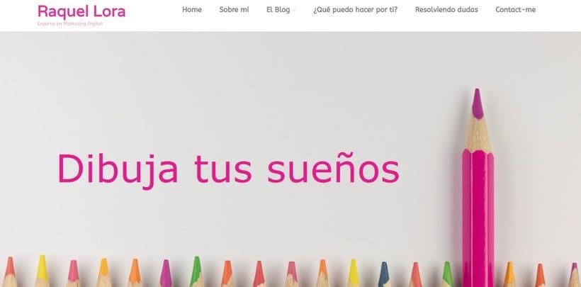 Blog raquelora.com 1