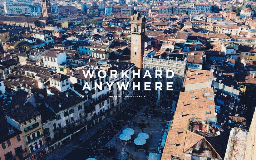 Work Hard Anywhere, la app para trabajadores sin oficinas 5