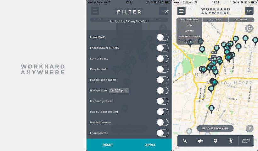 Work Hard Anywhere, la app para trabajadores sin oficinas 7