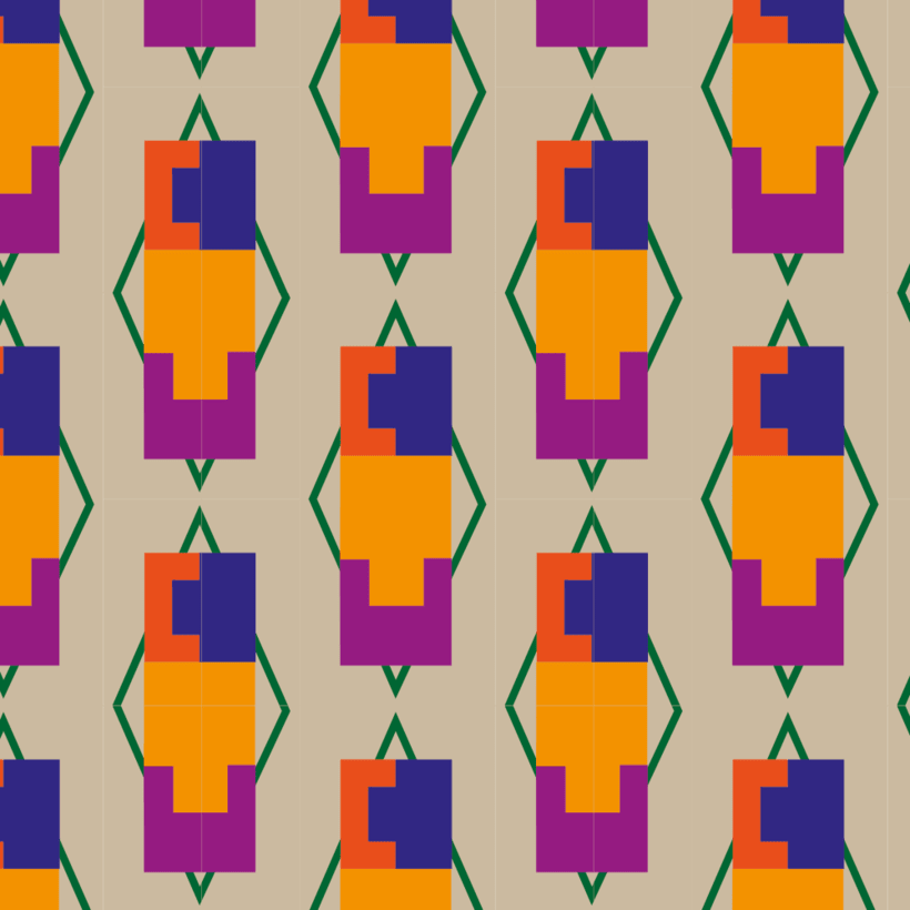 My colorfull Patterns! 2