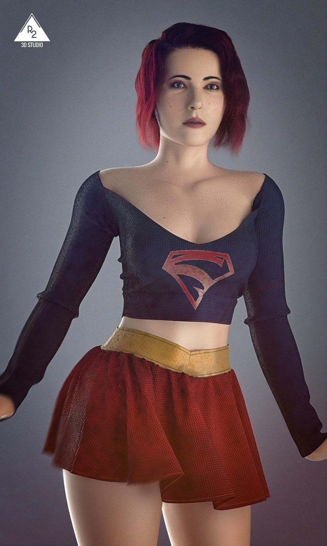 Super Girl 0
