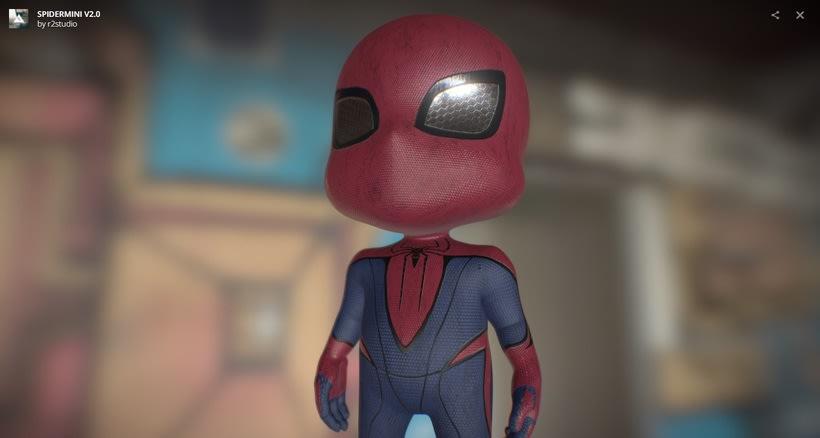 Spider-Mini 1