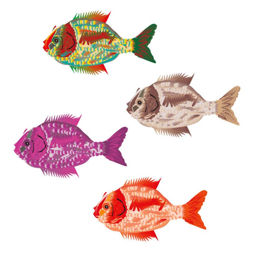 Peces Multicolores! 2