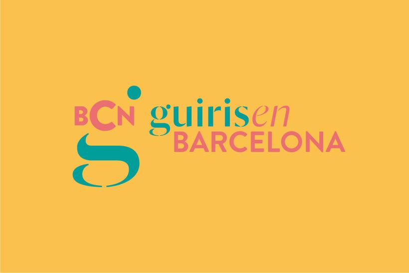 Guiris en Barcelona -1